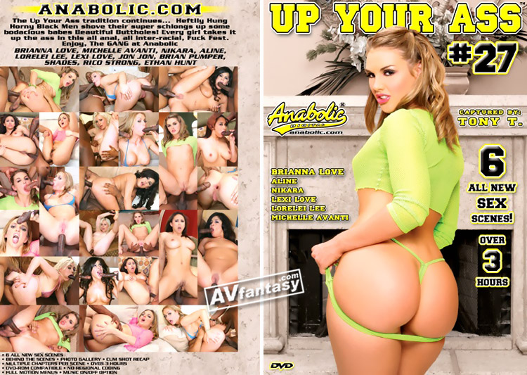 Michelle avanti brian pumper amp rico strong - 3 part 2